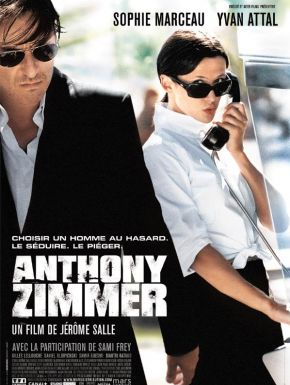 Jaquette dvd Anthony Zimmer