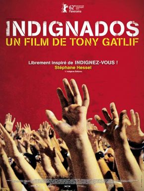 Indignados DVD et Blu-Ray