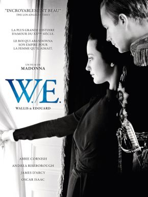 Sortie DVD W.E.