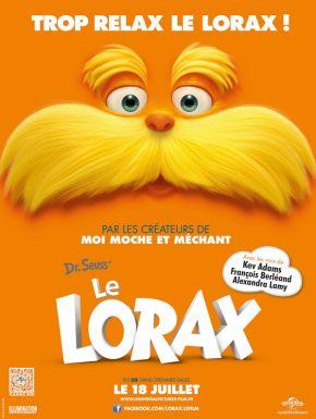 Le Lorax DVD et Blu-Ray
