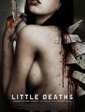Jaquette dvd Little Deaths