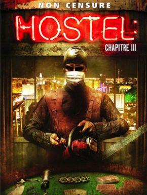Sortie DVD Hostel - Chapitre III