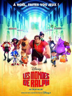 Les Mondes De Ralph DVD et Blu-Ray
