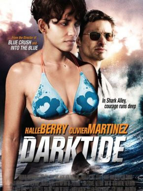 Jaquette dvd Dark Tide