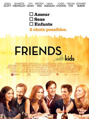 Sortie DVD Friends With Kids