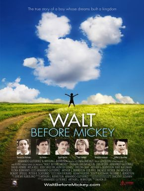 Jaquette dvd Walt Before Mickey