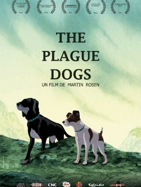 DVD The Plague Dogs