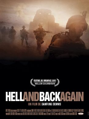 sortie dvd  Hell And Back Again