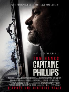DVD Capitaine Phillips