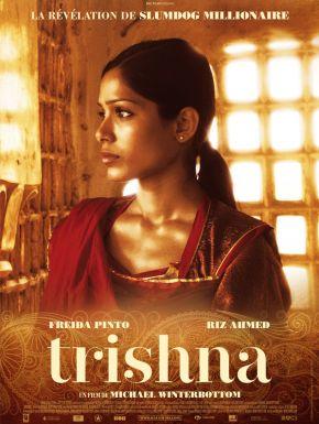 Trishna DVD et Blu-Ray