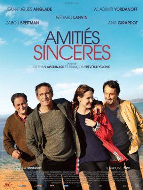 sortie dvd  Amitiés Sincères