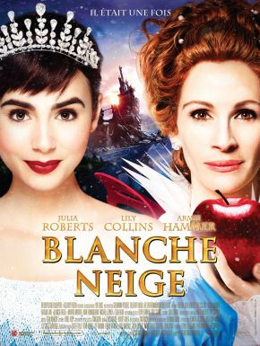 Jaquette dvd Blanche Neige