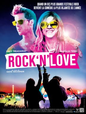 Rock'N'Love DVD et Blu-Ray
