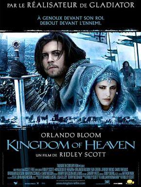 Sortie DVD Kingdom Of Heaven