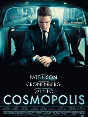 Sortie DVD Cosmopolis