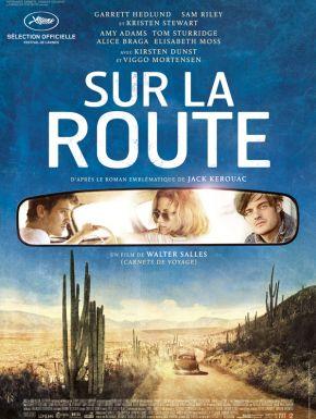 Jaquette dvd Sur La Route