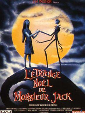 L'Etrange Noël De Monsieur Jack DVD et Blu-Ray