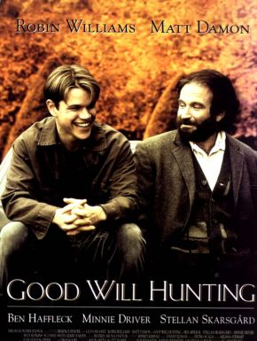 Sortie DVD Will Hunting