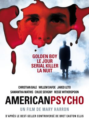 Jaquette dvd American Psycho