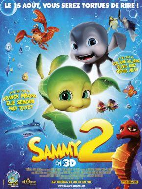Sortie DVD Sammy 2
