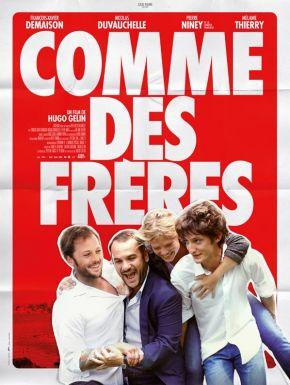 sortie dvd  Comme Des Frères