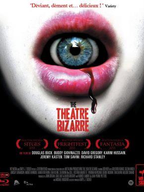 Sortie DVD The Theatre Bizarre