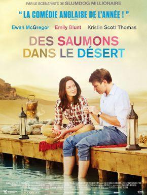 DVD Des Saumons Dans Le Désert