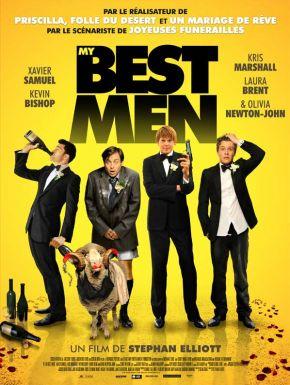 Sortie DVD My Best Men
