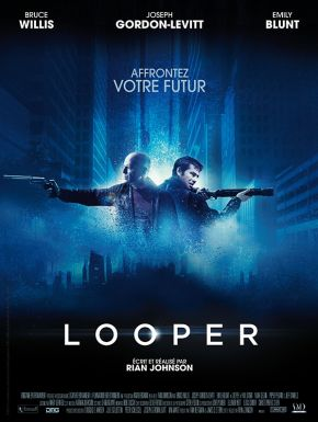 Looper DVD et Blu-Ray
