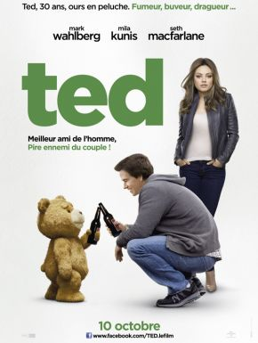 Jaquette dvd Ted
