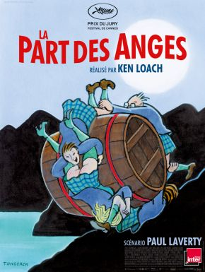 DVD La Part Des Anges