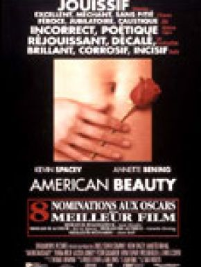 American Beauty DVD et Blu-Ray