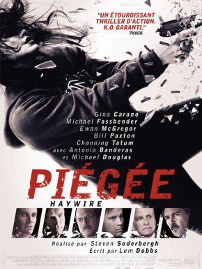 DVD Piégée