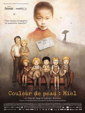 Sortie DVD Couleur De Peau : Miel
