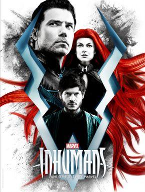 Jaquette dvd The Inhumans