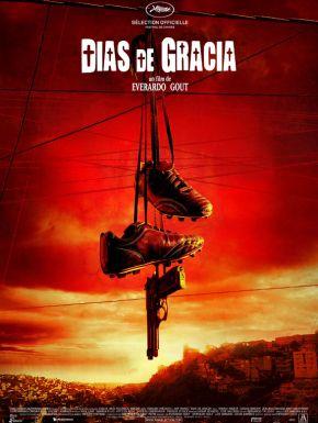 Jaquette dvd Dias De Gracia
