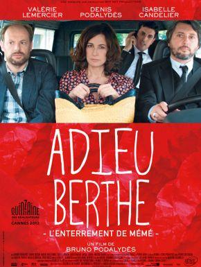 Adieu Berthe Ou L'enterrement De Mémé DVD et Blu-Ray