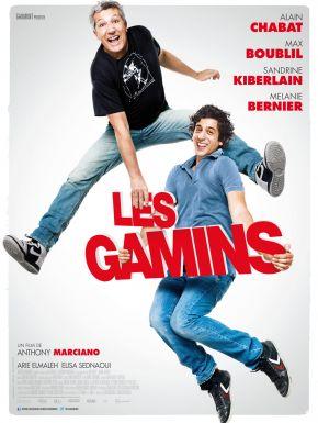 Jaquette dvd Les Gamins