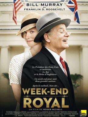 Week-end Royal DVD et Blu-Ray