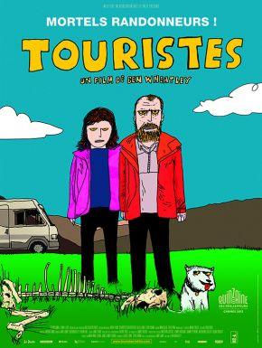Touristes ! DVD et Blu-Ray