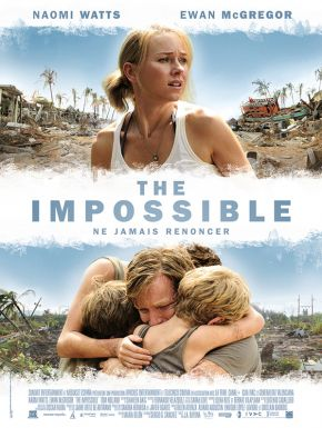 The Impossible DVD et Blu-Ray
