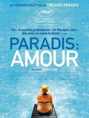 Paradis : Amour DVD et Blu-Ray
