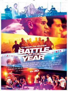 Jaquette dvd Battle Of The Year