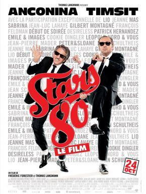 Stars 80 DVD et Blu-Ray
