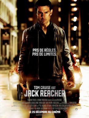 Jack Reacher DVD et Blu-Ray