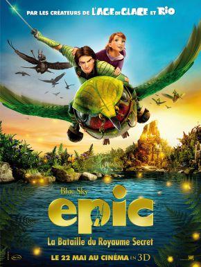 DVD Epic : La Bataille Du Royaume Secret