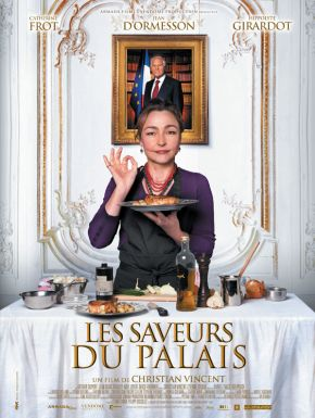 Jaquette dvd Les Saveurs Du Palais