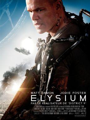 sortie dvd  Elysium