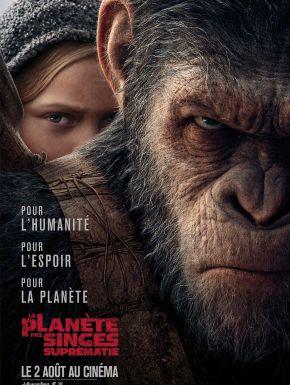 Jaquette dvd La Planete Des Singes - Suprematie