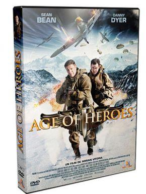 Sortie DVD Age Of Heroes